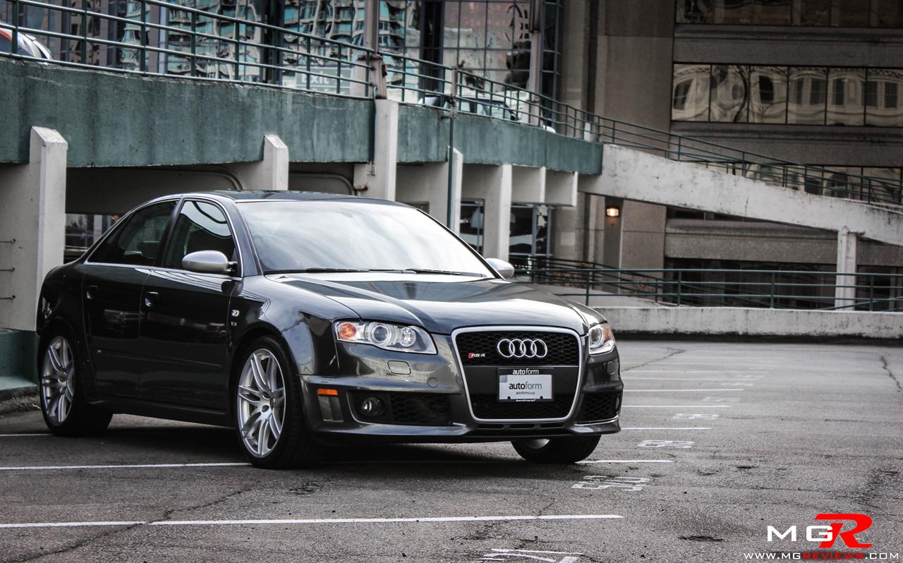 Audi rs4 2008 16