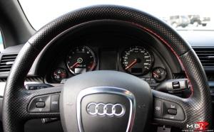 Audi RS4 Interior 01