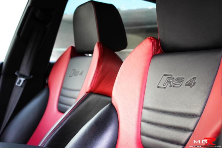 Audi RS4 Interior 05