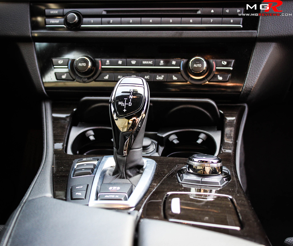 2013 Bmw Z4 Interior: Review: 2013 BMW 550i