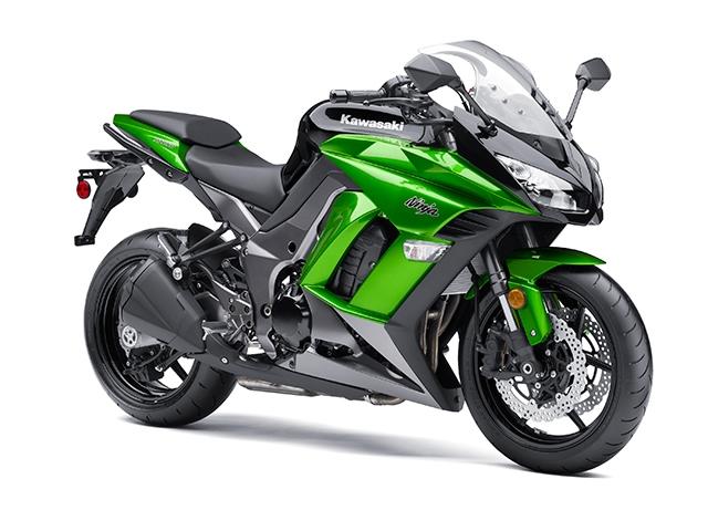 Review: 2013 Kawasaki Ninja 1000 – M.G.Reviews
