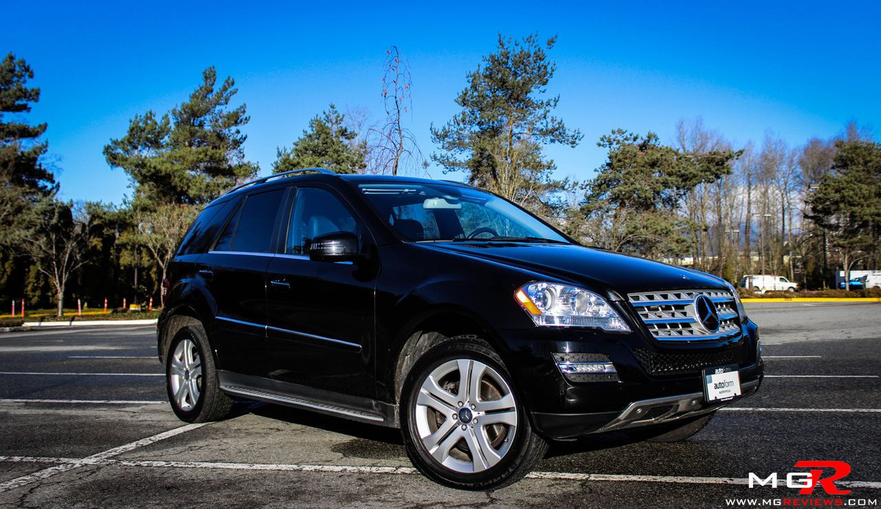 Review 2011 mercedes benz ml350 bluetec m g reviews for Mercedes benz ml350 reviews