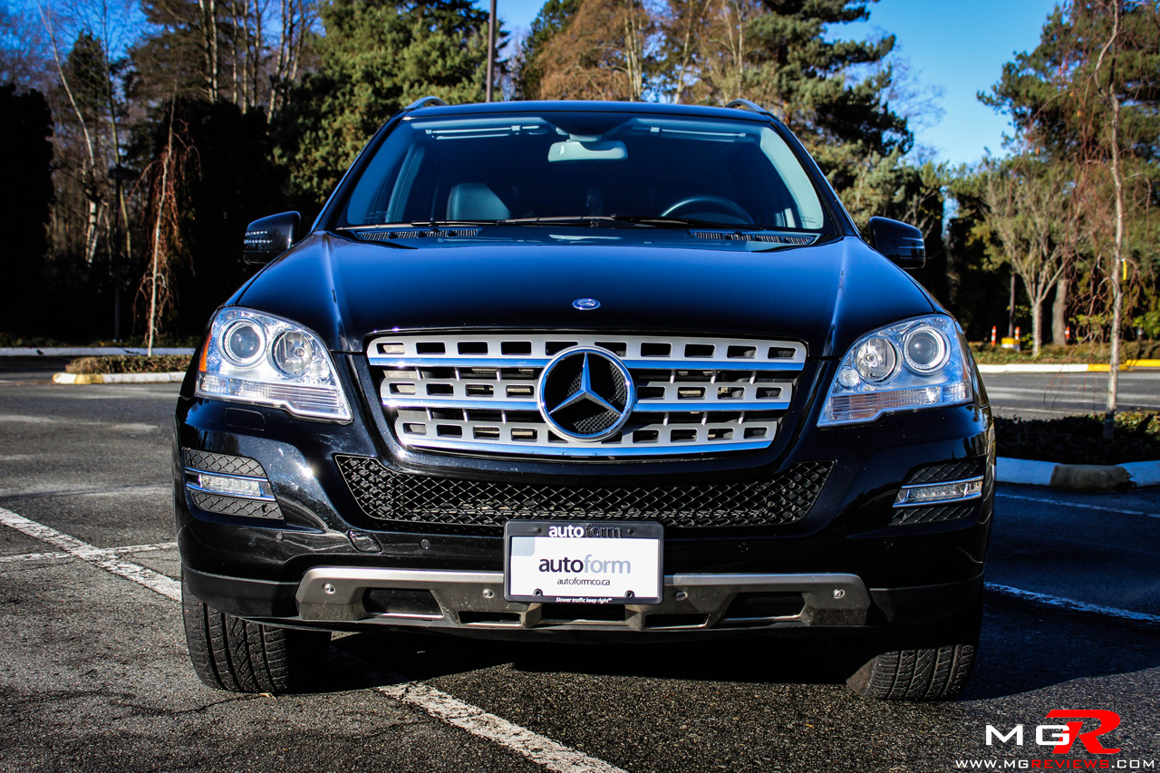Review 2011 mercedes benz ml350 bluetec m g reviews for Mercedes benz ml 350 2011