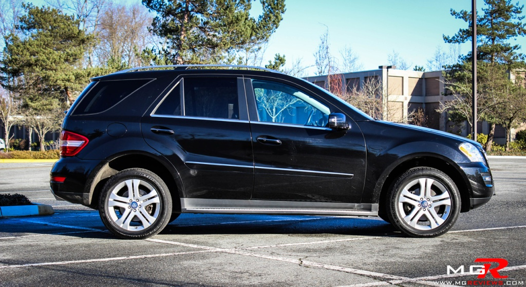 Mercedes-Benz ML350 Bluetec 07