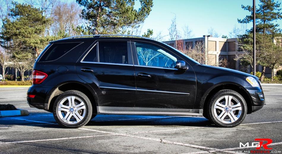 Mercedes Benz Ml Bluetec Fuel Economy