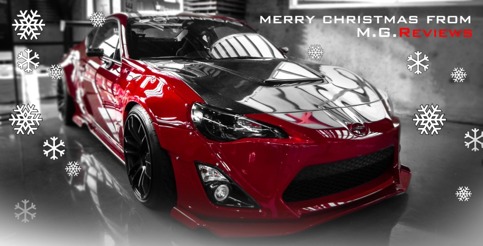 Scion FRS Rocket Bunny