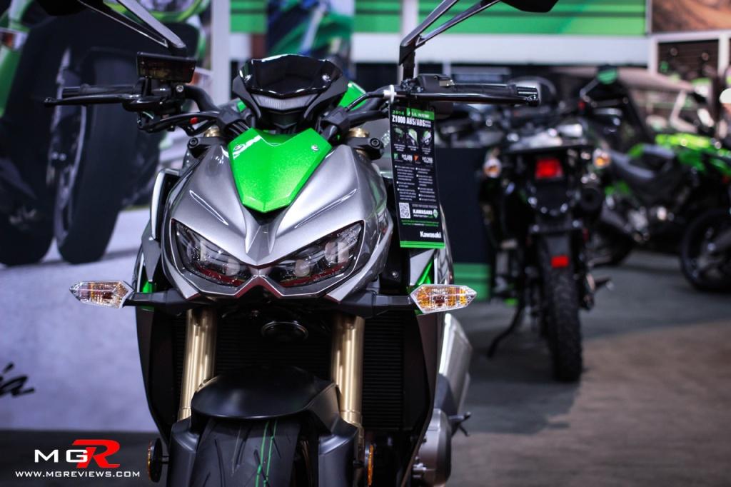 2014 Kawasaki Z1000-1