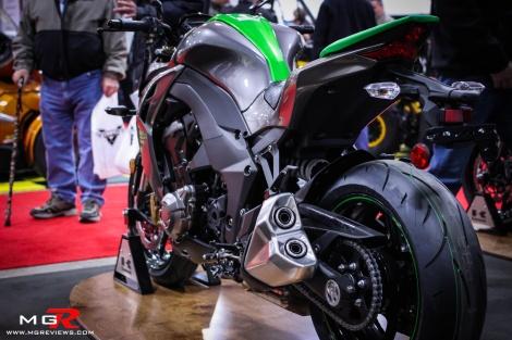 2014 Kawasaki Z1000-3