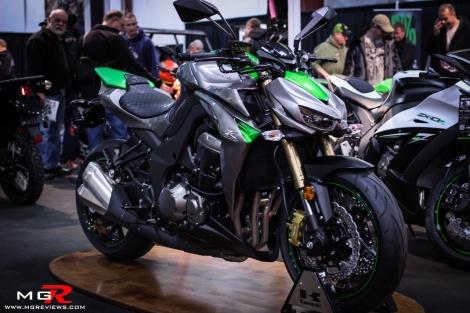 2014 Kawasaki Z1000-4