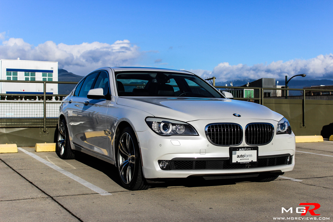2011 750i Vs 2013 750i Bmw Data SET