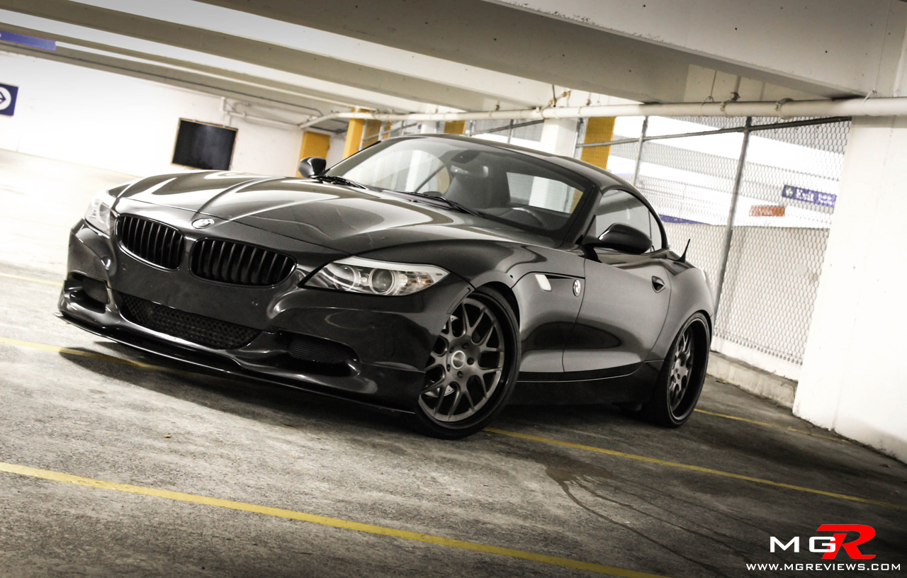 Review 2010 Bmw Z4 Sdrive35i Modified M G Reviews