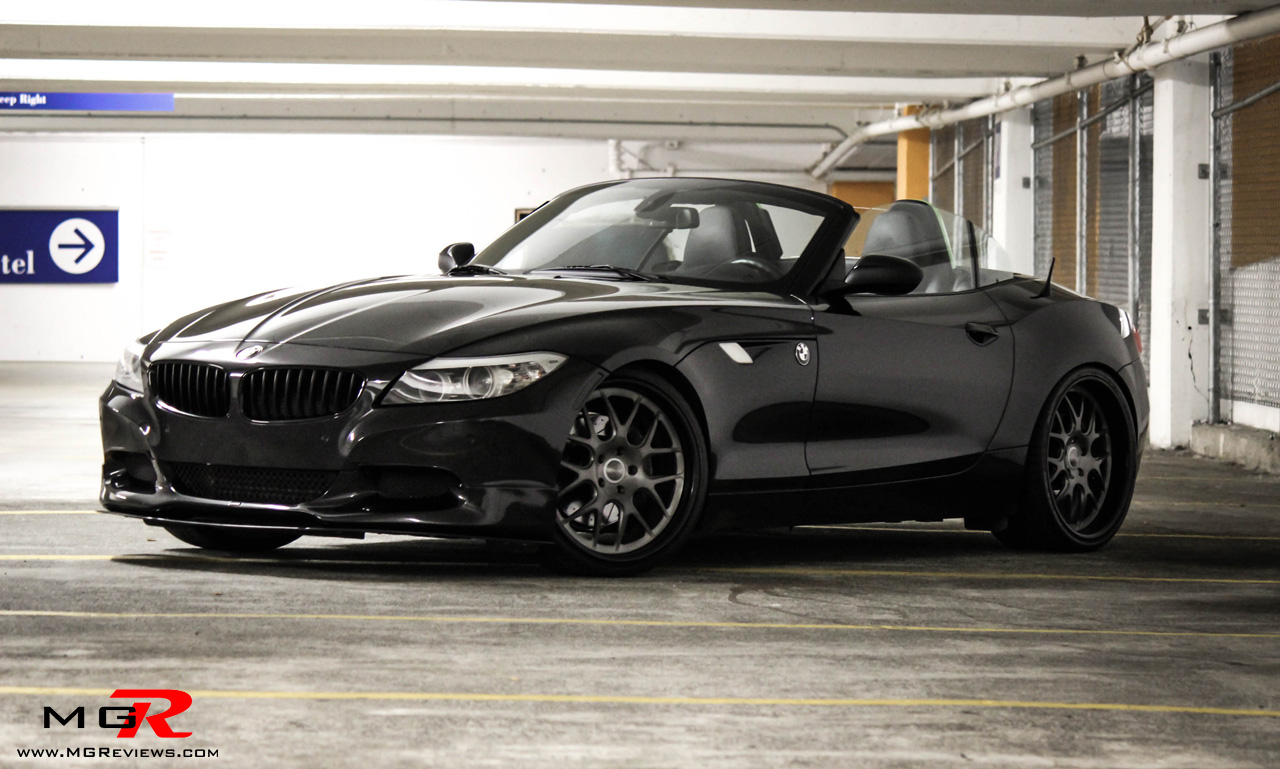 Bmw Z4 08 M G Reviews