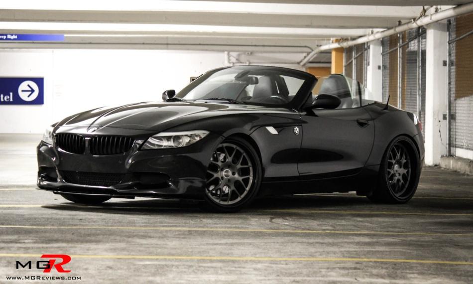 BMW Z4 08
