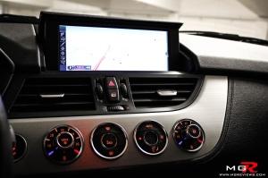 BMW Z4 Interior 02