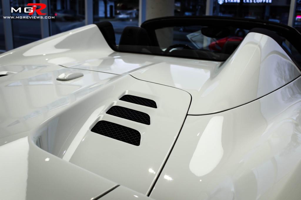 Ferrari 458 Spyder white-7