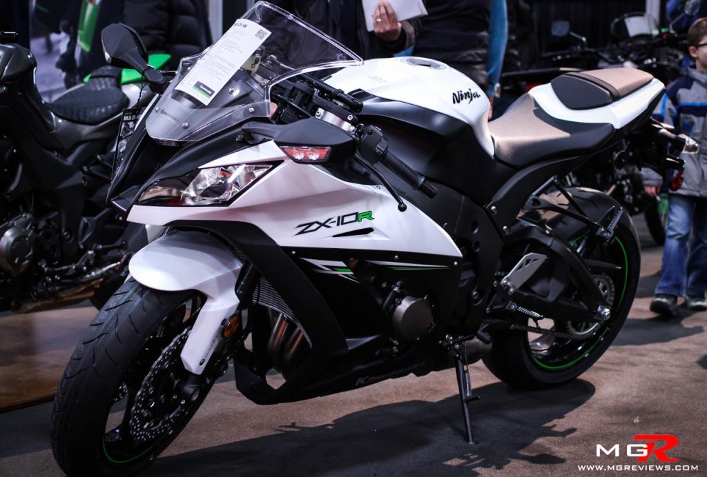 Kawasaki Ninja ZX10R-1