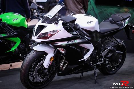 Kawasaki Ninja ZX6R 636-1