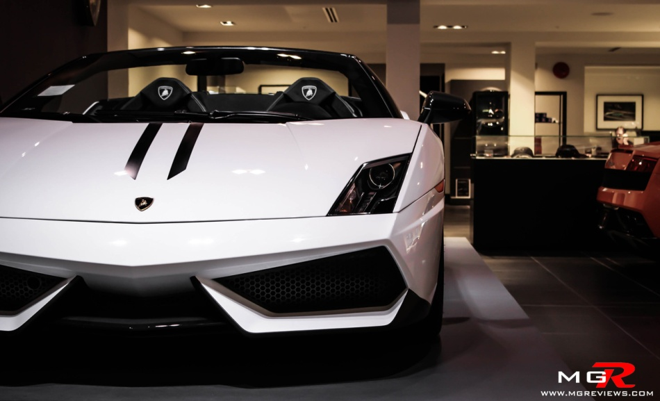 Lamborghini Gallardo Performante -2