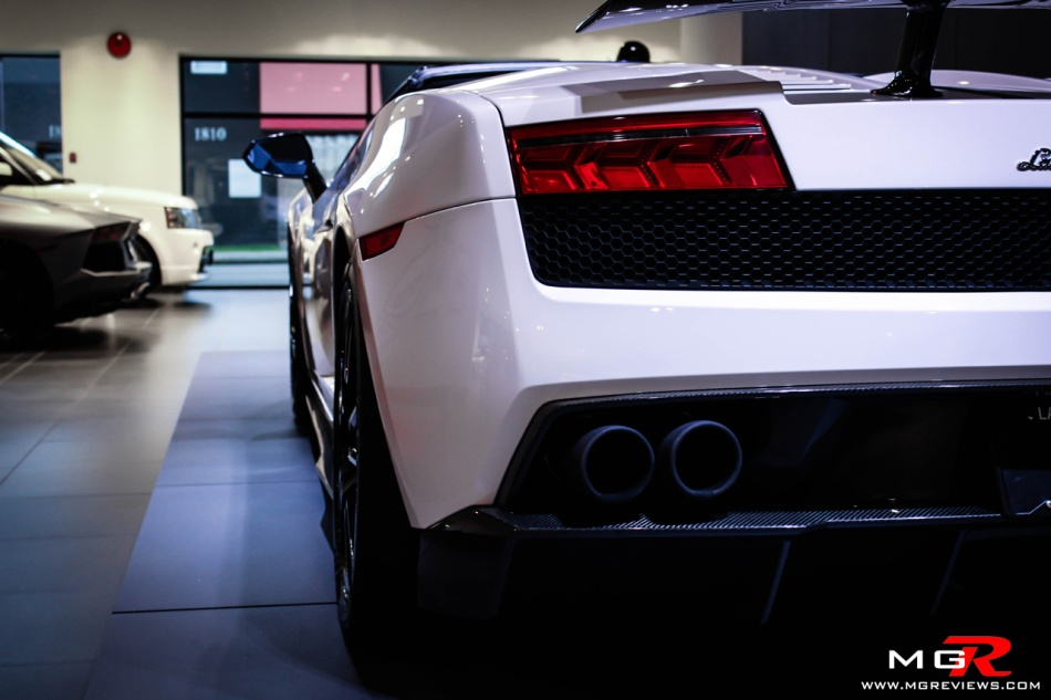 Lamborghini Gallardo Performante -7