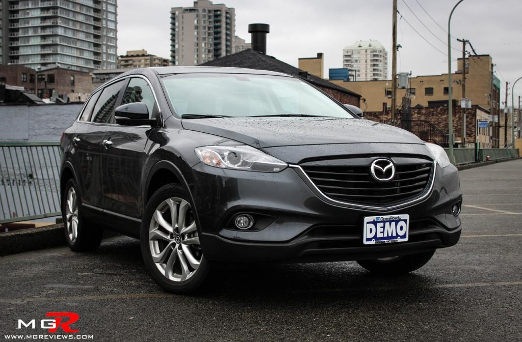 Mazda CX9-1