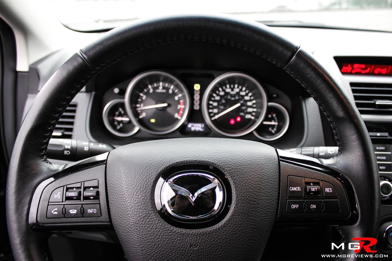 2014 Mazda CX-9 Interior