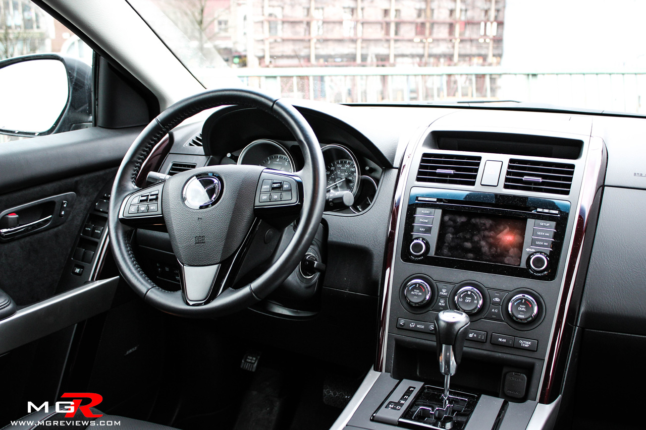 Wonderful Mazda CX9 Interior 3