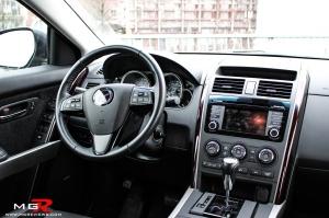 Mazda CX9 Interior-3