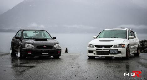 Mitsubishi & Subaru-5