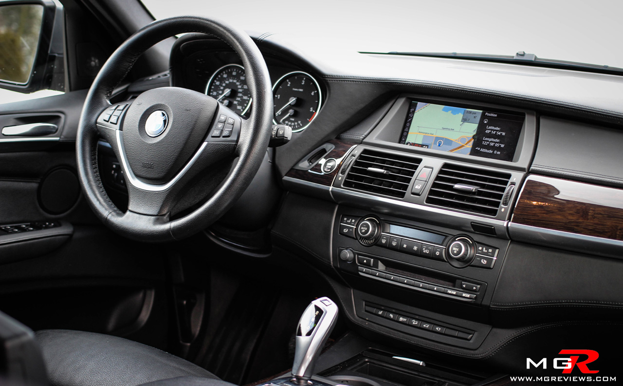 Review 2012 BMW X5 35d  MGReviews