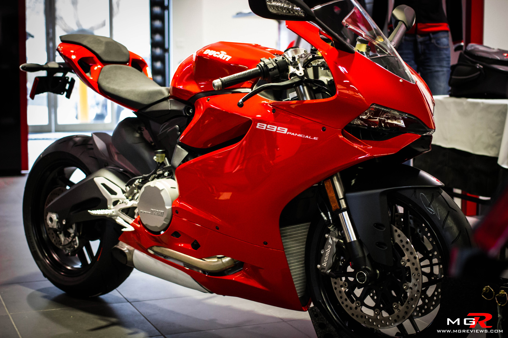 Ducati Bmw Motorcycle