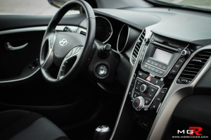 Hyundai Elantra GT Interior-1