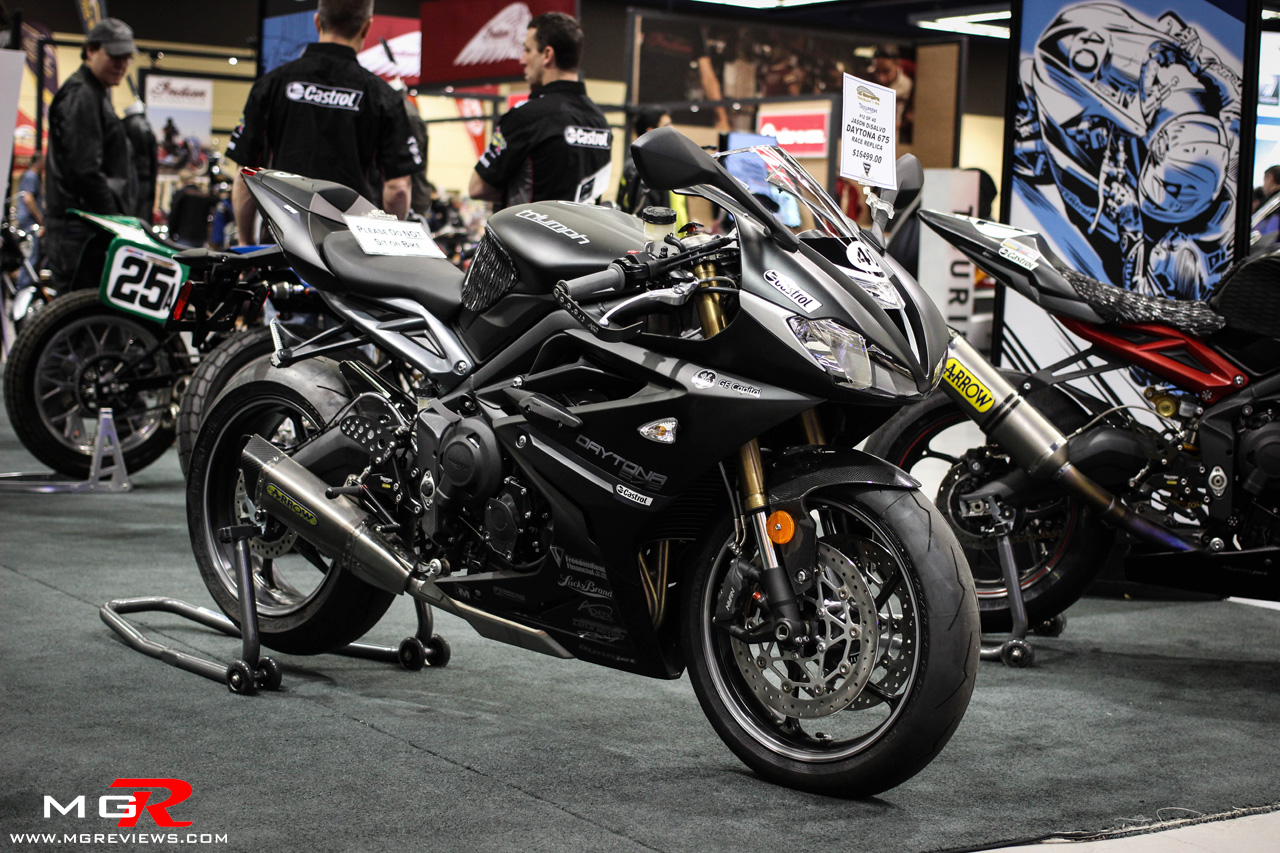 Photos 2014 Seattle Motorcycle Show M G Reviews