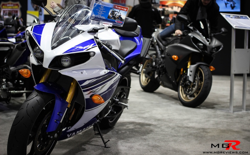 Seattle Motorcycle Show 2014-15