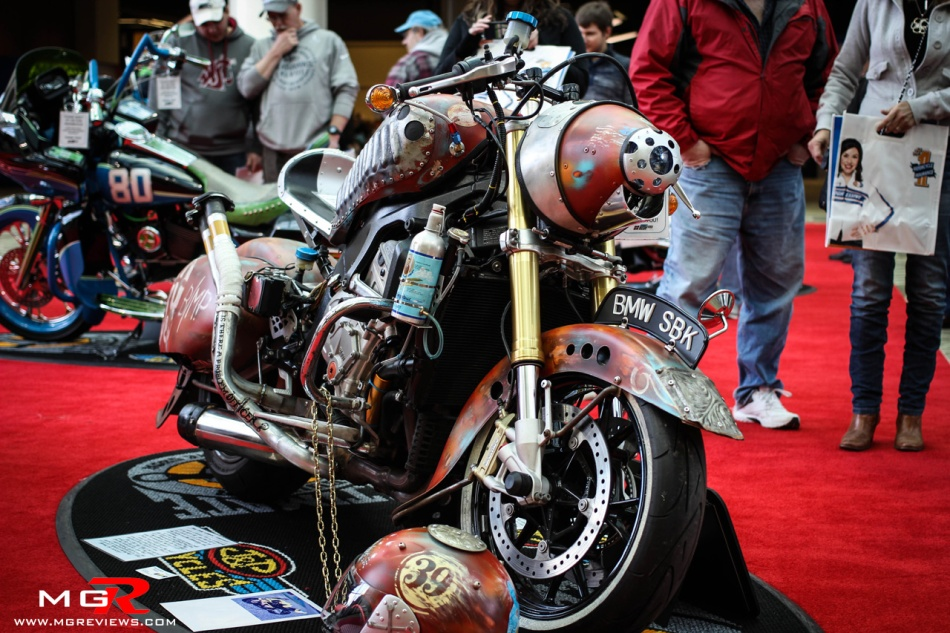 Seattle Motorcycle Show 2014-2