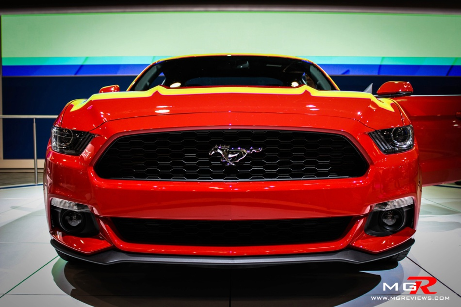 2015 Ford Mustang GT-1