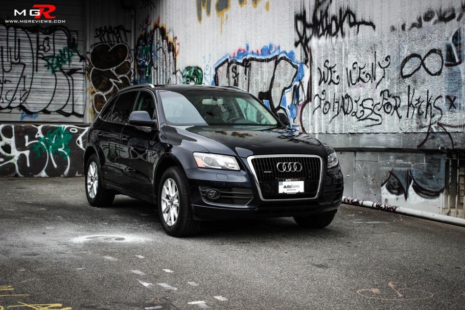 Audi Q5 3.2-3