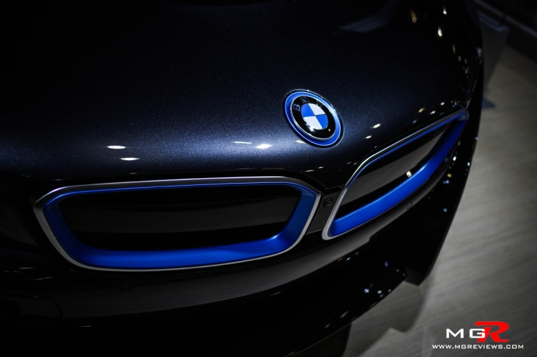 BMW i8-8 copy