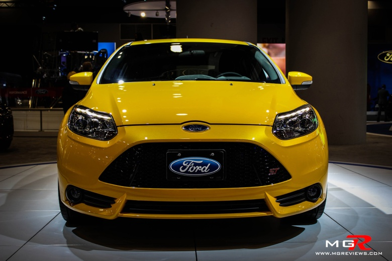 Ford ST-1 copy