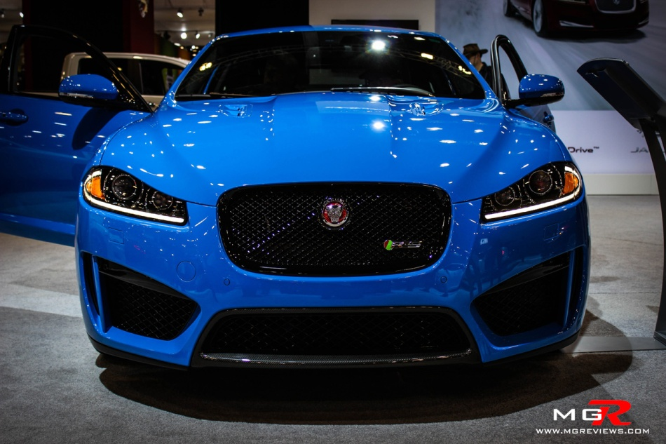 Jaguar XFR-S-1 copy