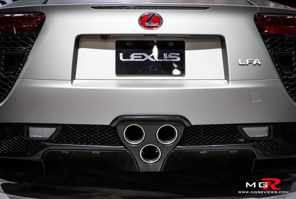 Lexus LFA-10 copy