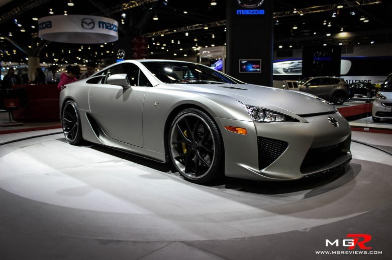 Lexus LFA-3 copy