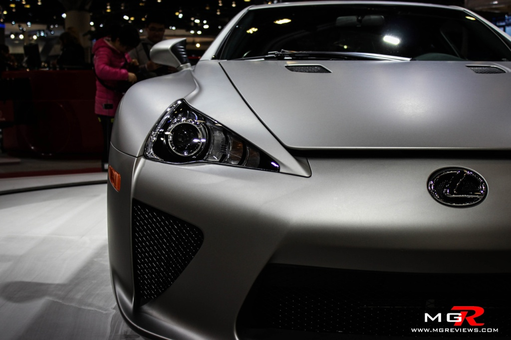 Lexus LFA-4 copy