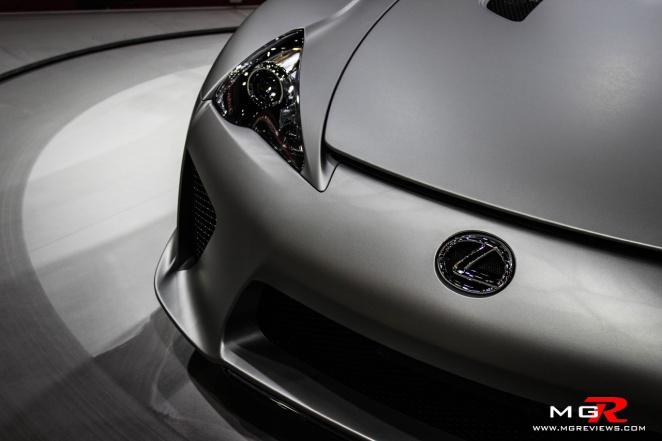 Lexus LFA-5 copy