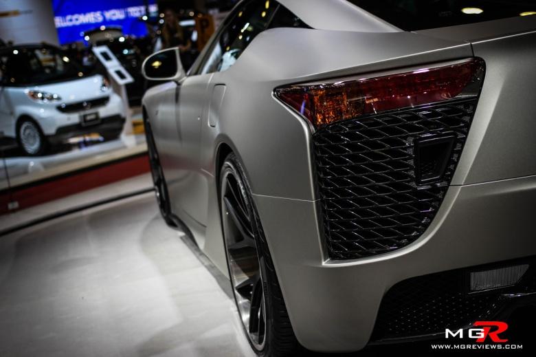 Lexus LFA-9 copy