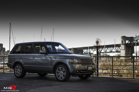Range Rover HSE-1