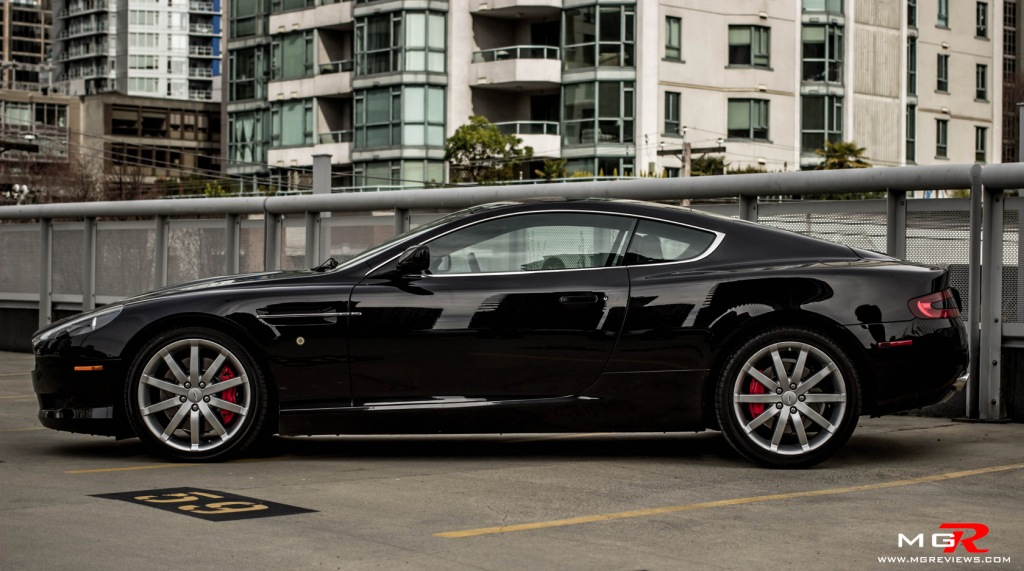 Aston Martin DB9-10