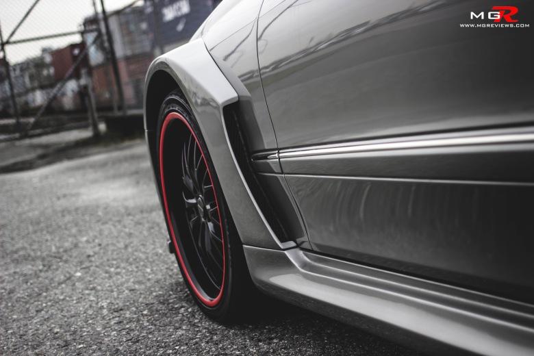 Mercedes-Benz CLK DTM AMG-11
