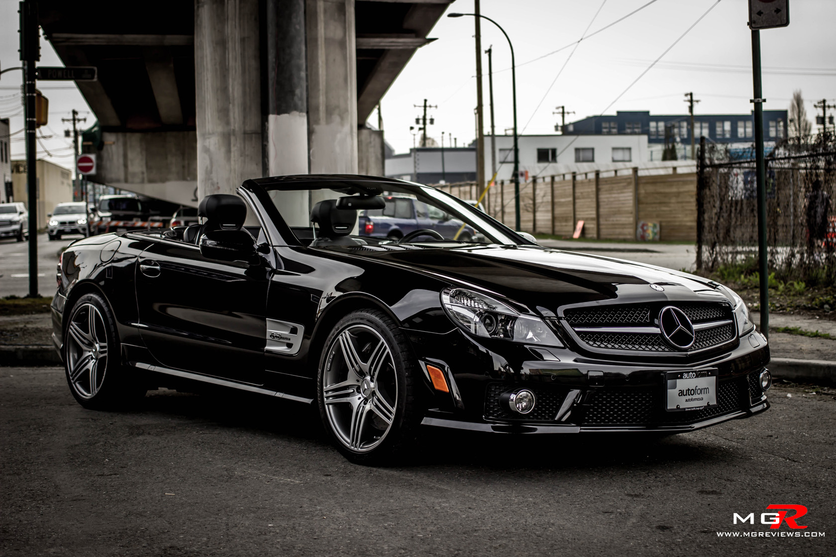 Review 2009 Mercedes Benz Sl63 Amg M G Reviews