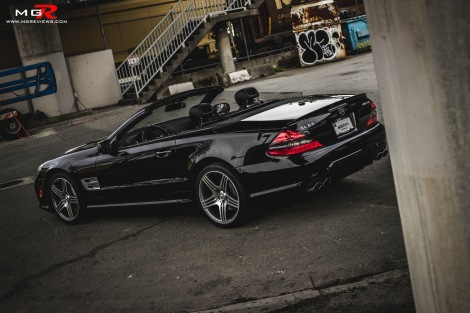 Mercedes-Benz SL63 AMG-8