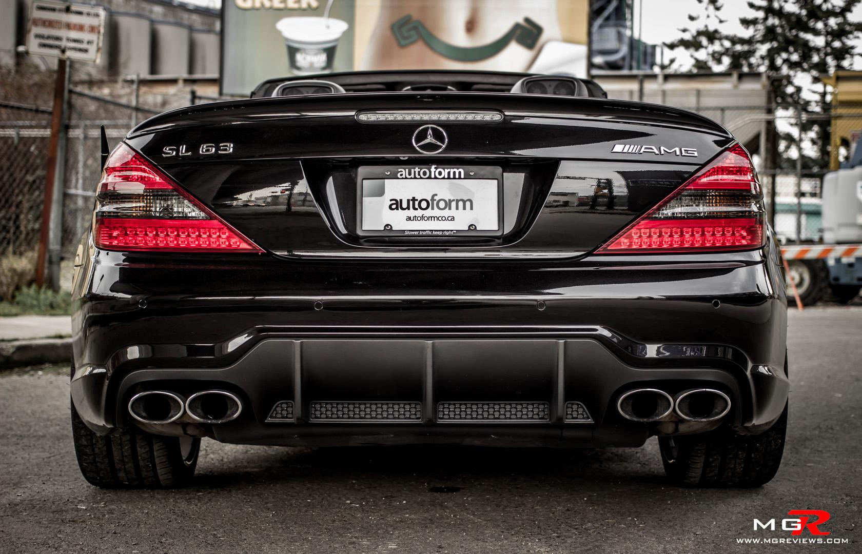 Review 2009 Mercedes Benz Sl63 Amg M G Reviews